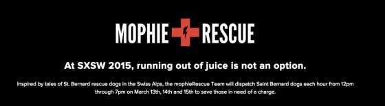 mophie rescue