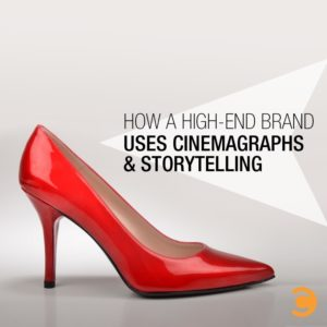 How a High-End Brand Uses Cinemagraphs and Storytelling