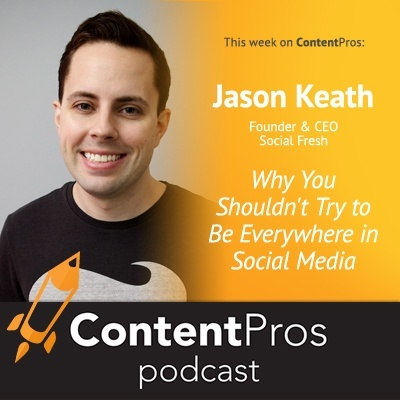 Jason Keath - Why You Shouldn't Try to Be Everywhere