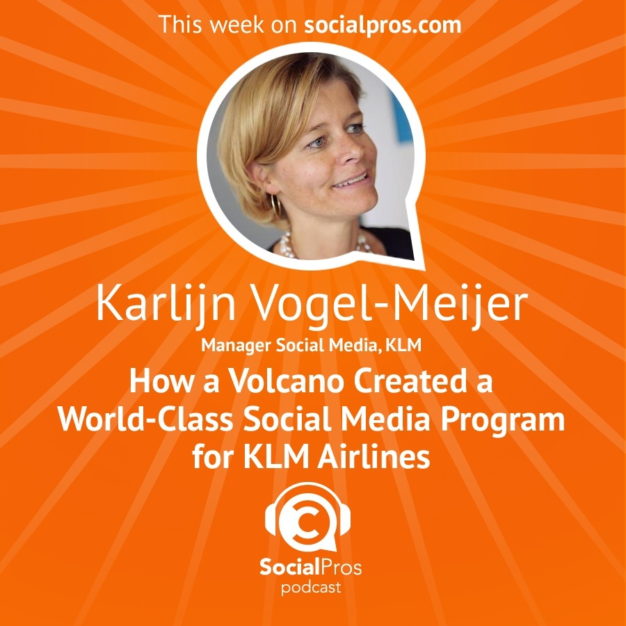Karlijn Vogel-Meijer - How a Volcano Created a World-Class Social Media Program