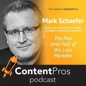 Mark Schaefer - The Rise and Fall of the Lazy Marketer