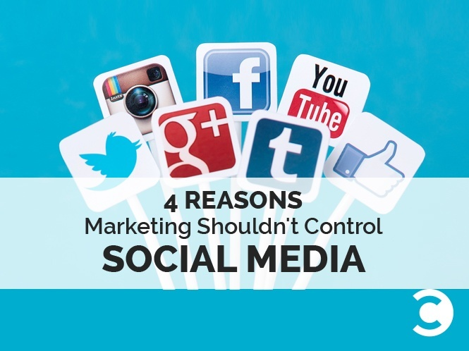 4 Reasons Marketing Shouldn't Control Social Media - hero