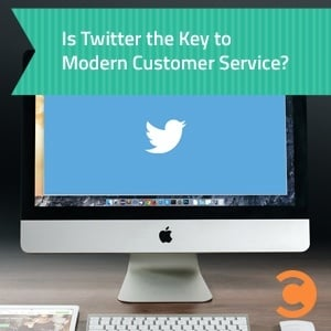 Is Twitter the Key to Modern Customer Service