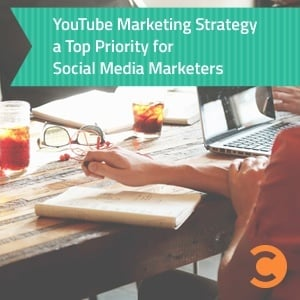 Youtube marketing strategy a top priority for social media marketers