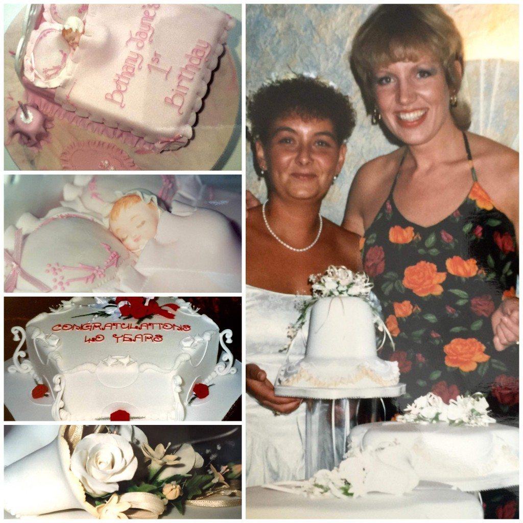 Mari Smith Cake Decorating