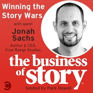 Business of Story - Jonah Sachs