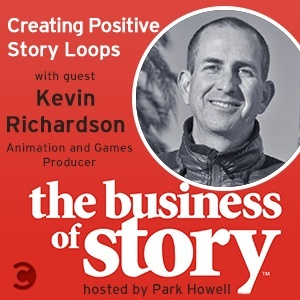 Creating Positive Story Loops with Kevin Richardson