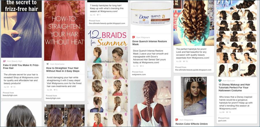 Hair Care Pins