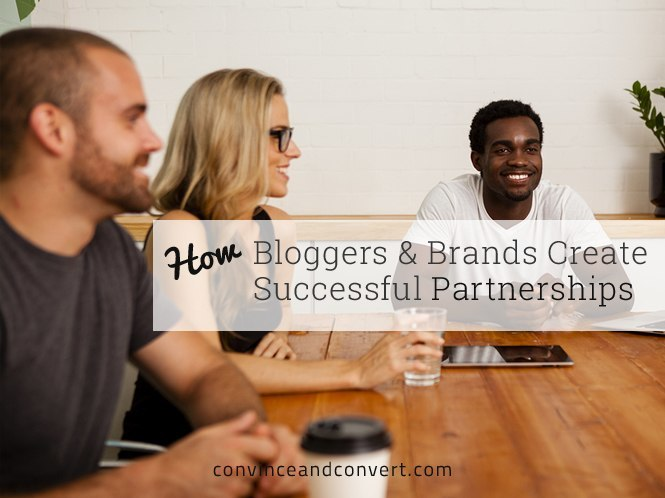 How Bloggers and Brands Create Successful Partnerships