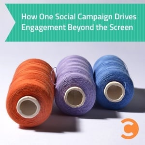 How One Social Campaign Drives Engagement Beyond the Screen