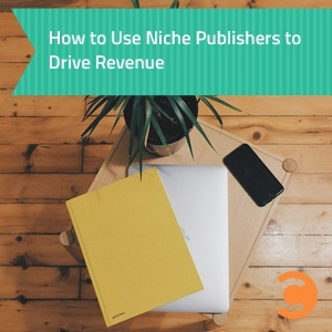 How to Use Niche Publishers to Drive Revenue