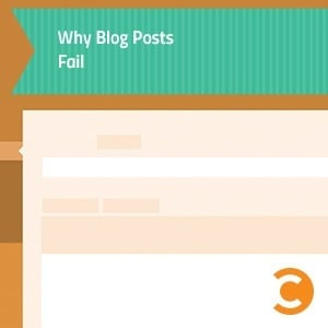 Why Blog Posts Fail