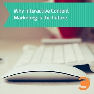 Why Interactive Content Marketing is the Future