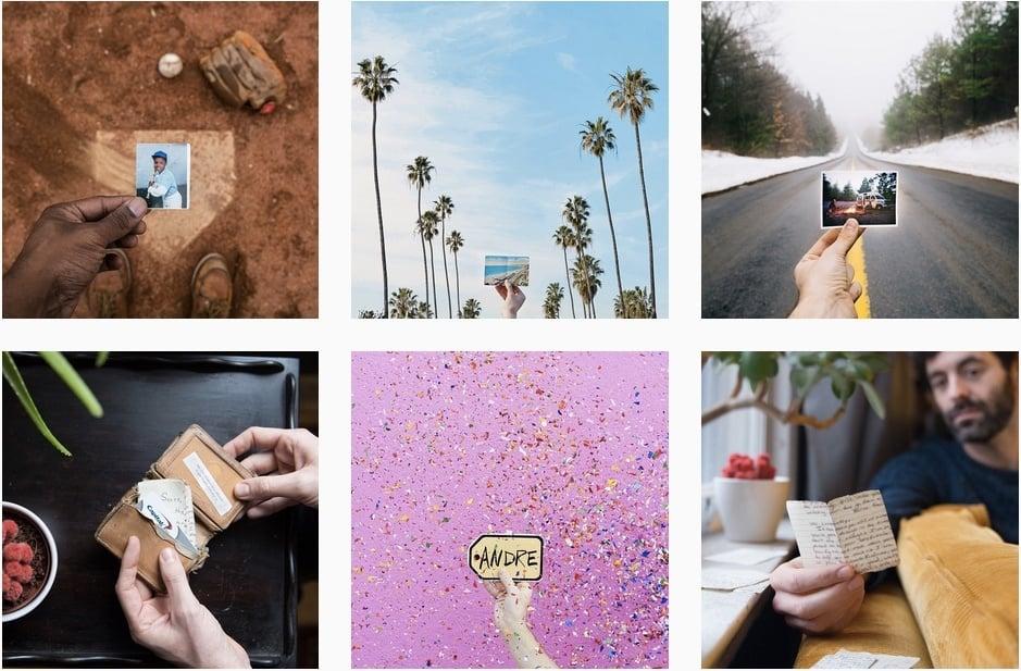 CapitalOne - Instagram campaign