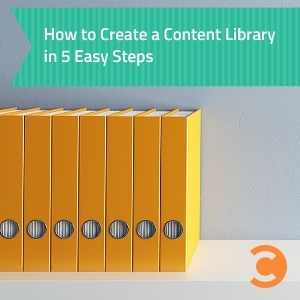 How to Create a Content Library in 5 Easy Steps