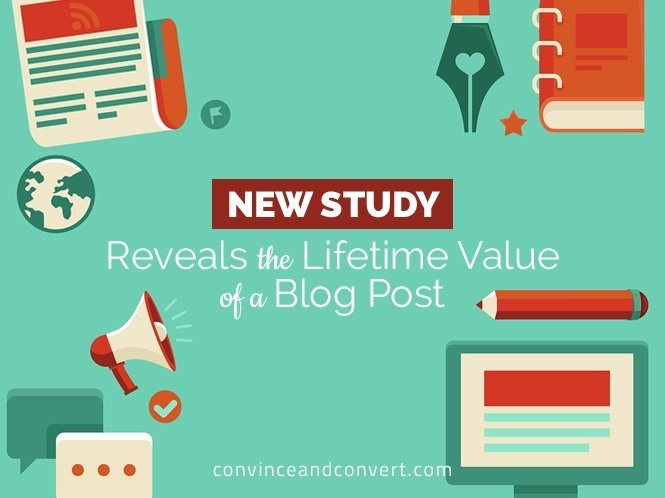 Lifetime Value Of A Blog Post