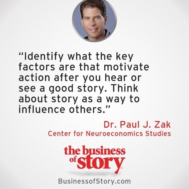 Paul J Zak - instagram