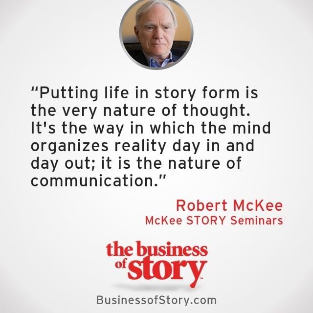 Robert McKee - Instagram