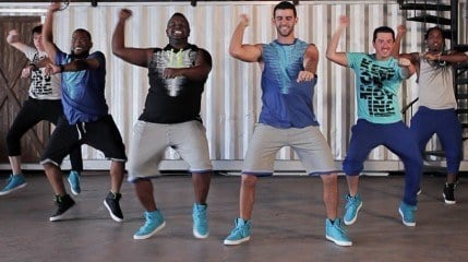 Zumba Fitness - Real Men Dance
