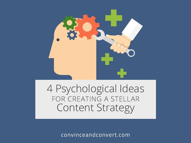 4 Psychological Ideas for Creating a Stellar Content Strategy