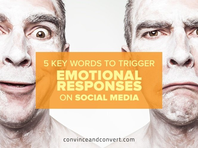 5 Key Words to Trigger Emotional Responses on Social Media