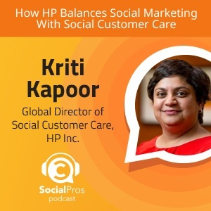 How HP Balances Social Marketing With Social Customer Service