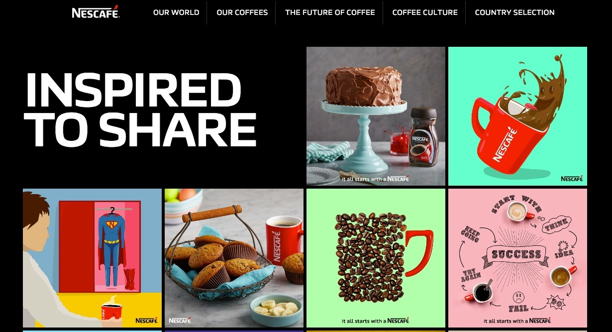 How One Company Is Re-Imagining Corporate Website Design