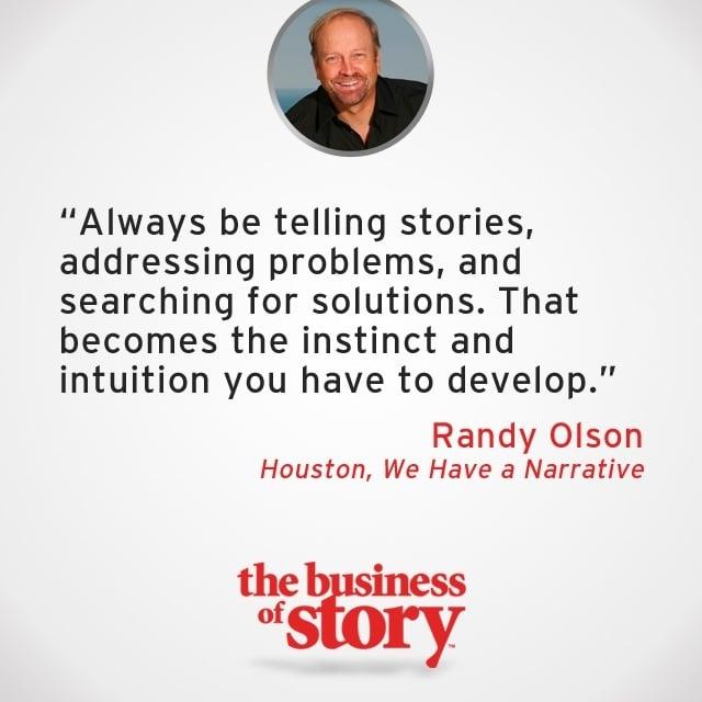 Randy Olson - Instagram