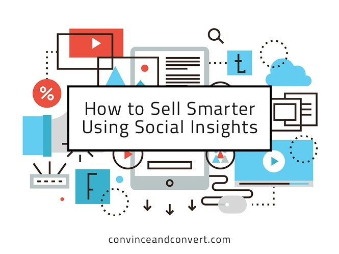 How to Sell Smarter Using Social Insights