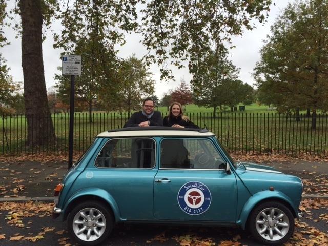Jess & Jay in London