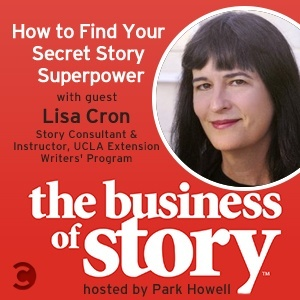 Lisa Cron - image