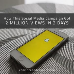 How This Social Media Campaign Got 2 Million Views in 2 Days