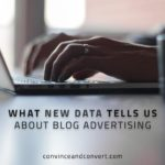 What New Data Tells Us About Blog Advertising