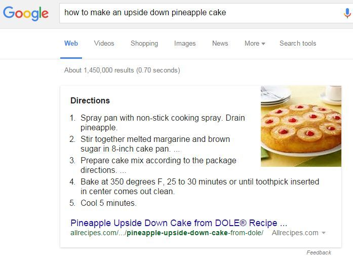 how to make an upside down pineapple cake