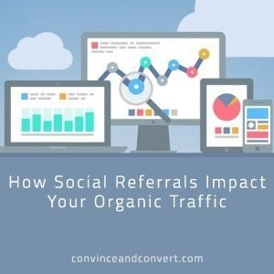 How Social Referrals Impact Your Organic Traffic