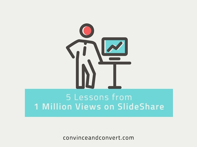 5 Lessons from 1 Million Views on SlideShare