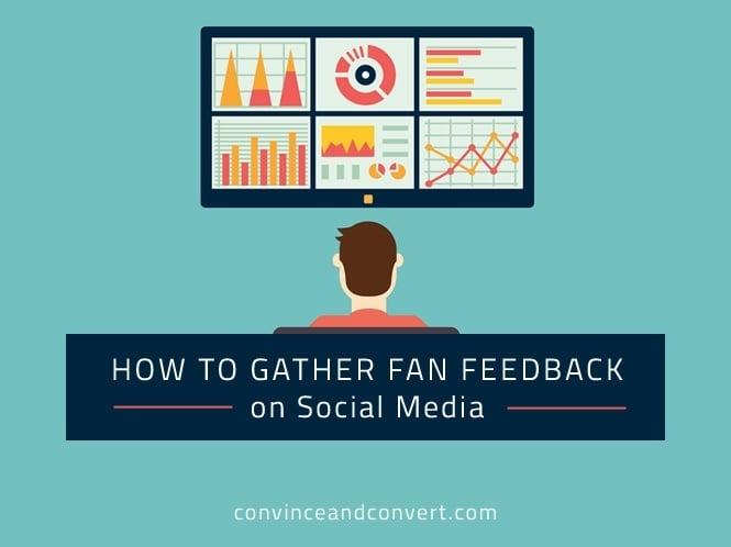 How to Gather Fan Feedback on Social Media