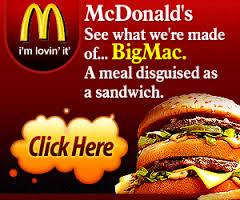 McDonalds ad color psychology