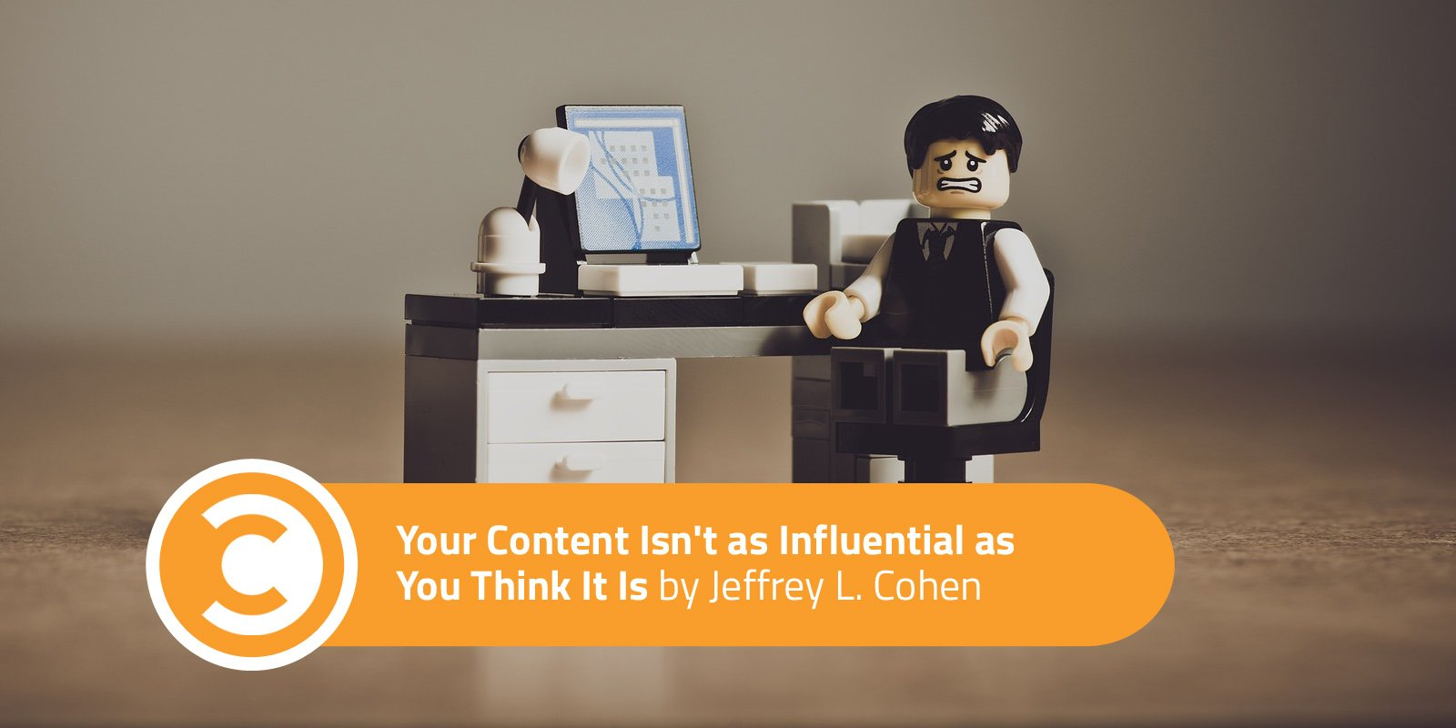 Your Content Isn't as Influential as You Think It Is