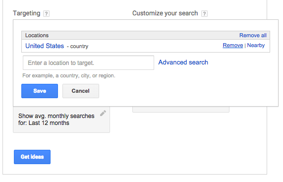 Google AdWords for local search 2