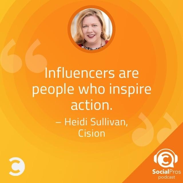 Heidi Sullivan - Instagram - Social Pros