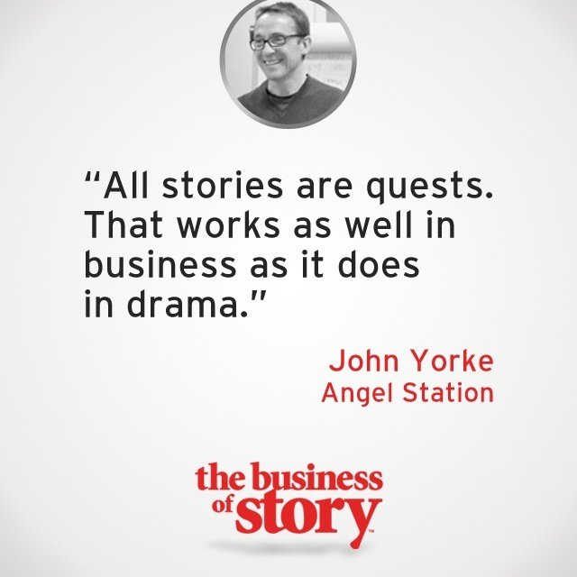 John Yorke - Instagram