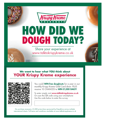 Krispy Kreme reviews