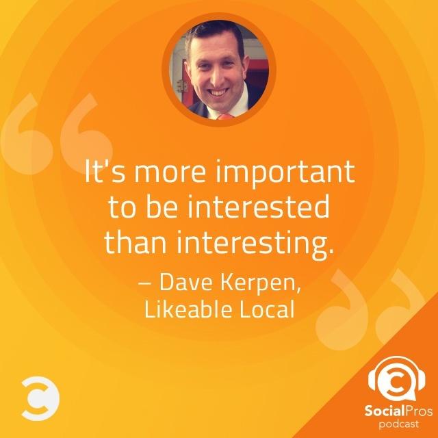 Dave Kerpen - Instagram