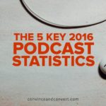 The 5 Key 2016 Podcast Statistics