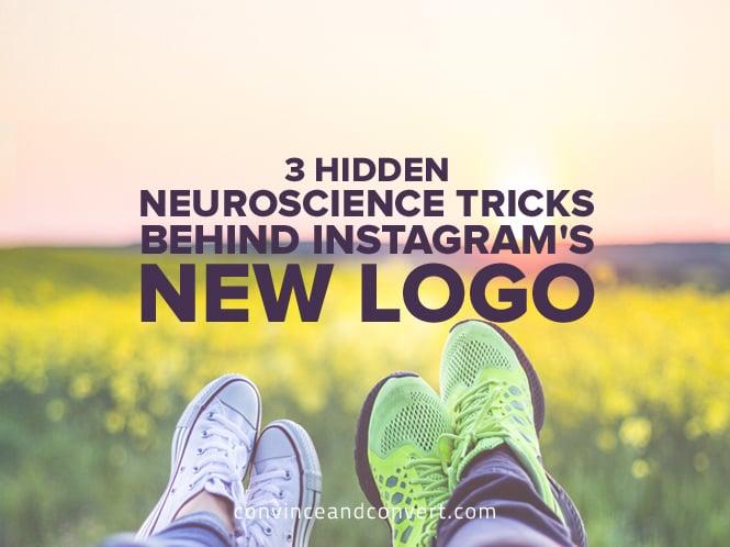 3 Hidden Neuroscience Tricks Behind Instagram's New Logo