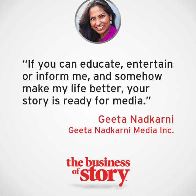 Geeta Nadkarni - Instagram