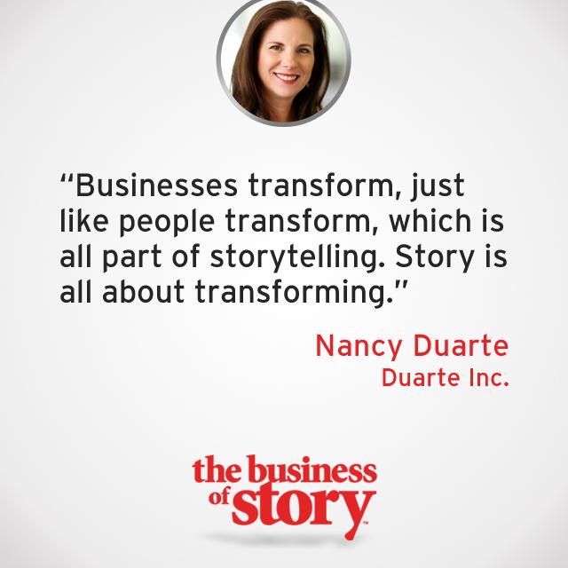 Nancy Duarte - Instagram