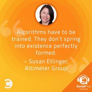 Susan Etlinger - Instagram