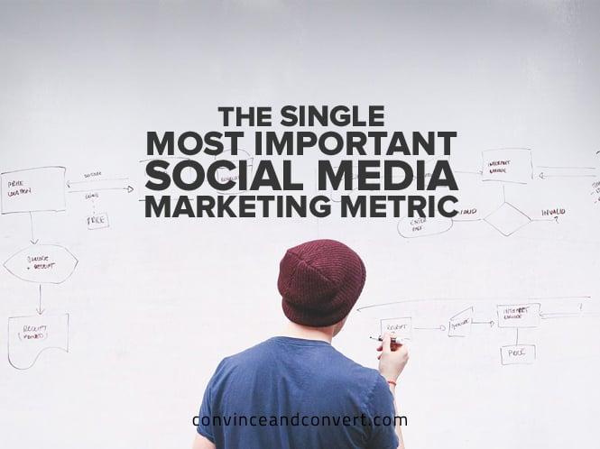 The Single Most Important Social Media Marketing Metric